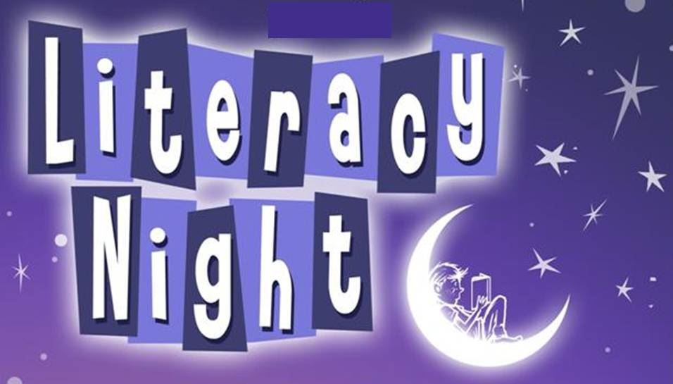Kellybrook Literacy Night