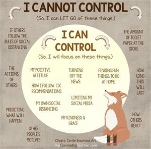 I Can Control