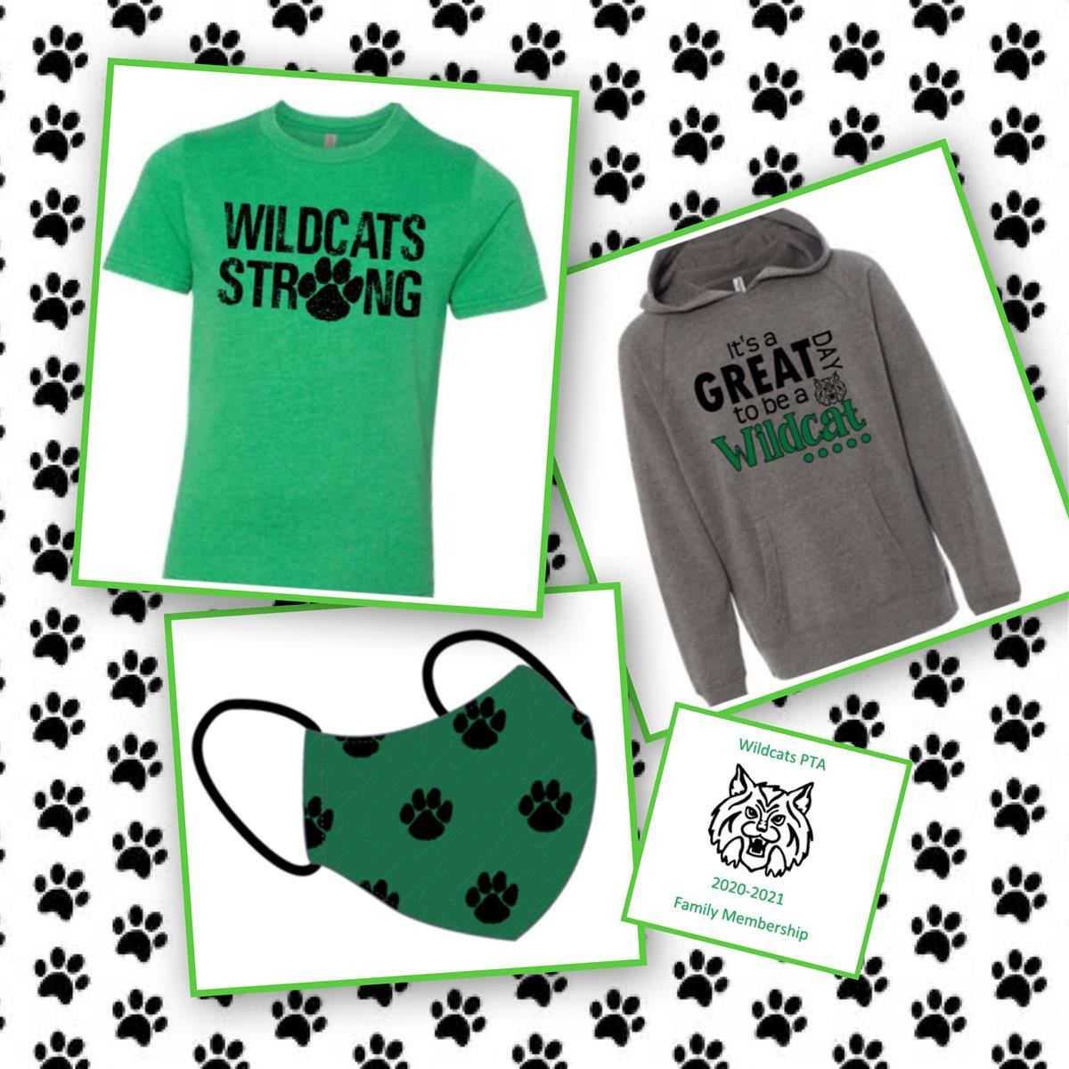 Wildcat Merch!