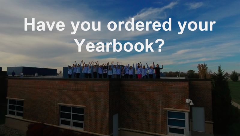 19-20 Yearbook Deadline Extended, But Order Soon!