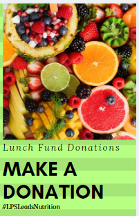 Food For Thought- Donations for student meals