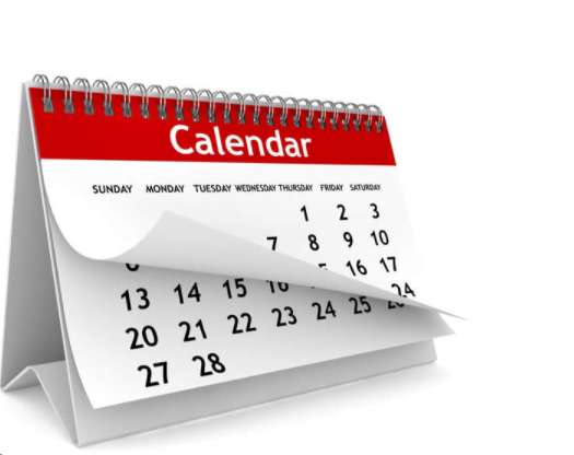 Check out our Calendar of Events