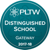 PLTW Distinguished School